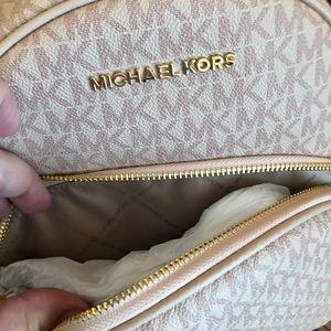 Michael Kors Bags - Michael KORS Backpack Abbey Ballet W Shopping Bag